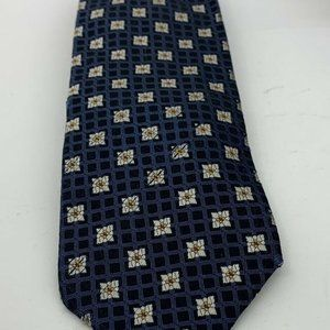 HUGO BOSS Men's Silk Necktie ITALY Luxury Designer